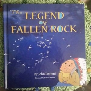 'The Legend of Fallen Rock' Children's Book